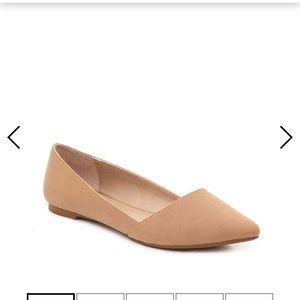 Mix No. 6 Pointed Toe Flat